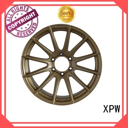 XPW cost-efficient 18 inch black truck rims OEM for Toyota
