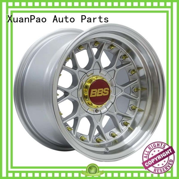 fashion 15 jeep wheels novel design with beautiful shape design for vehicle