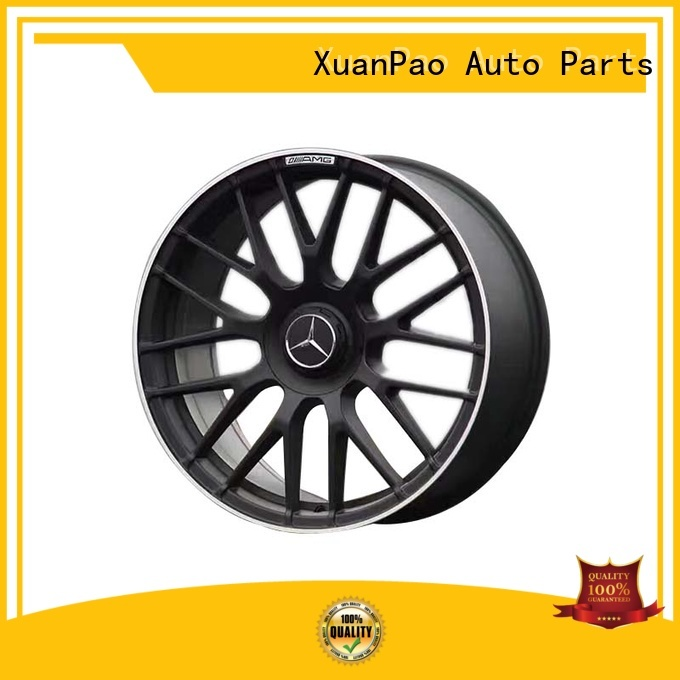 XPW durable mercedes alloy wheels supplier for cars