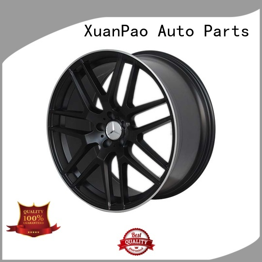 aluminum mercedes alloys low-pressure casting for cars XPW