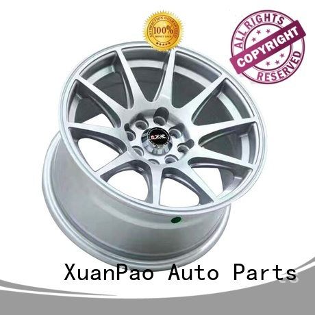 XPW fashion 15 inch alloy rims wholesale for cars