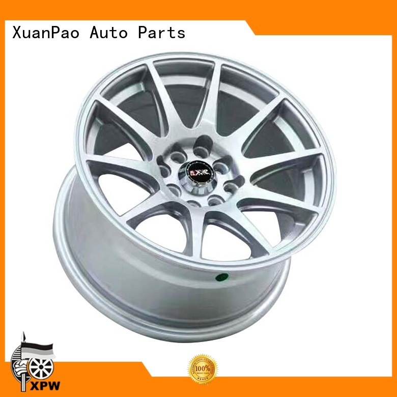 XPW aluminum 15 alloy wheels wholesale for Honda series