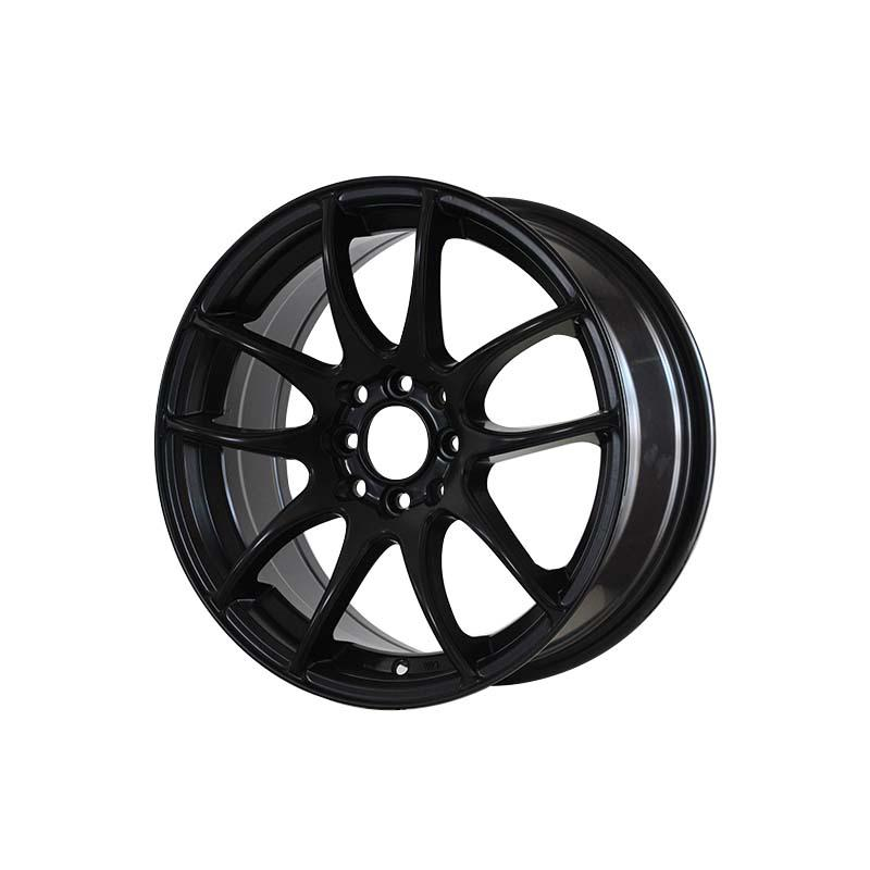 XPW reliable black alloy wheels 18 manufacturing for Honda series-3
