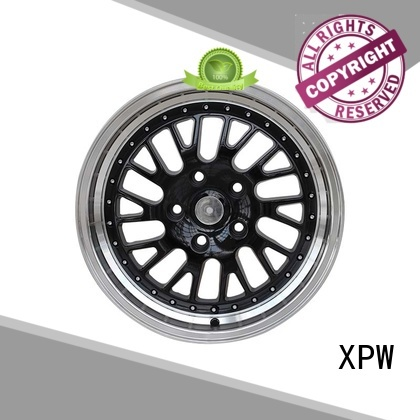 inch face XPW Brand 16 inch chrome rims factory