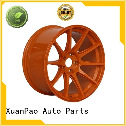 XPW aluminum 18x8 steel wheels customized for Toyota