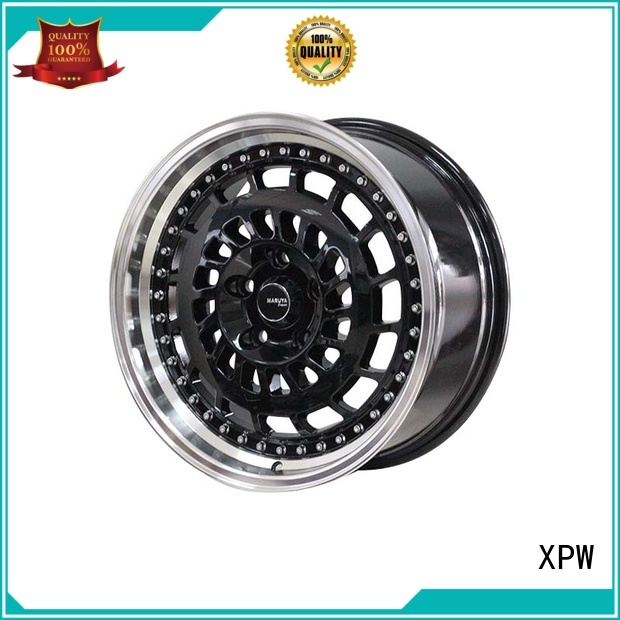 cost-efficient 17 inch off road wheels alloy manufacturing for Toyota