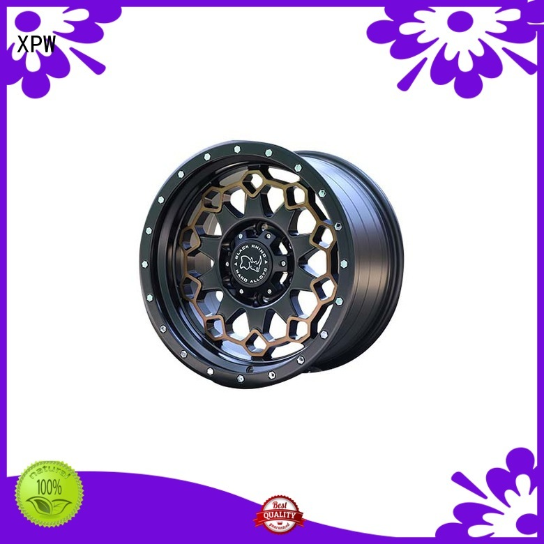XPW professional 20 inch suv rims manufacturing for SUV cars
