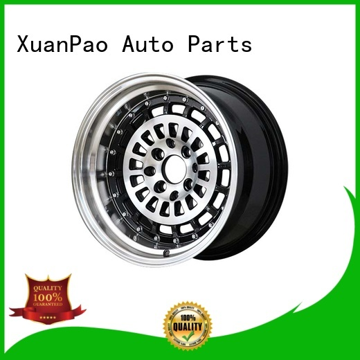 XPW professional jeep jk 15 inch wheels manufacturing for Honda series