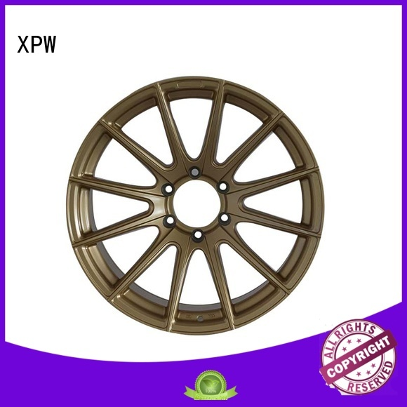 XPW reliable 18 inch rims customized for Toyota