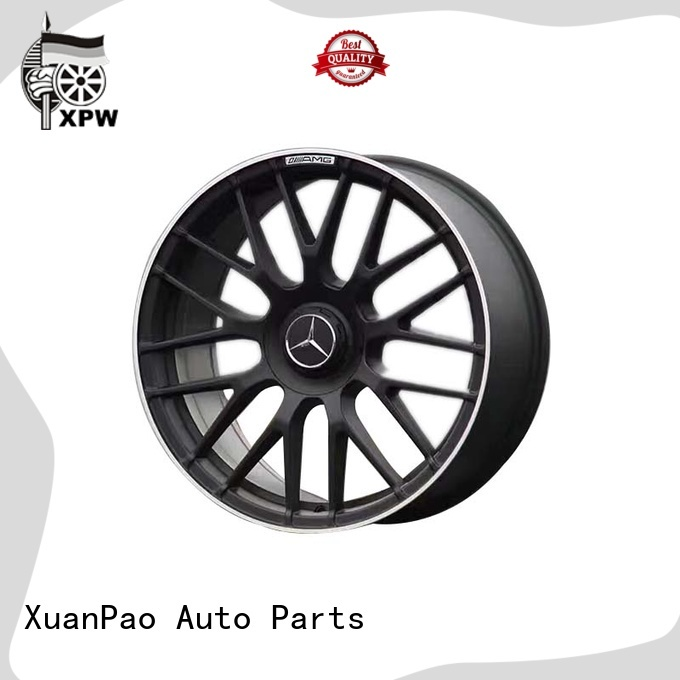 reliable 22 inch mercedes rims low-pressure casting OEM for cars