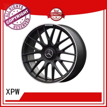 XPW cost-efficient 18 inch mercedes wheels customized for Benz car series