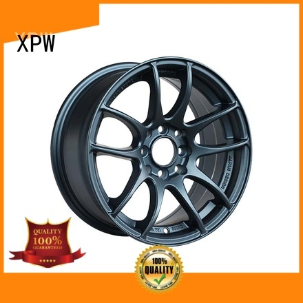reliable 18 inch gold rims wide sides OEM for cars