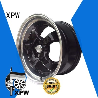 professional 15 inch black wheels black wholesale for Toyota