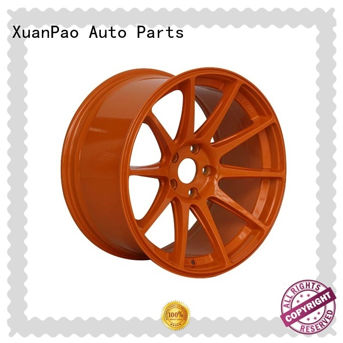 XPW cost-efficient 18 inch steel truck wheels supplier for Toyota
