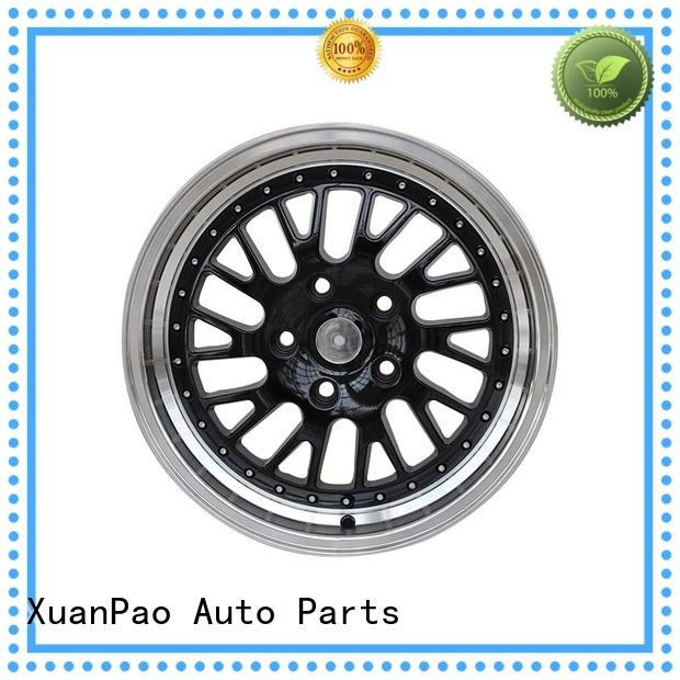 XPW good price 16 inch black rims OEM for cars