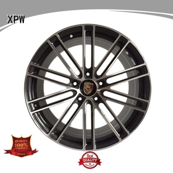 cost-efficient porsche 997 rims black face wholesale for vehicle