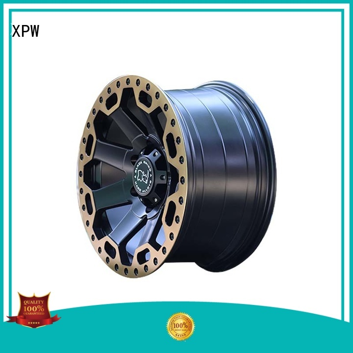 XPW durable custom suv wheels alloy for SUV cars