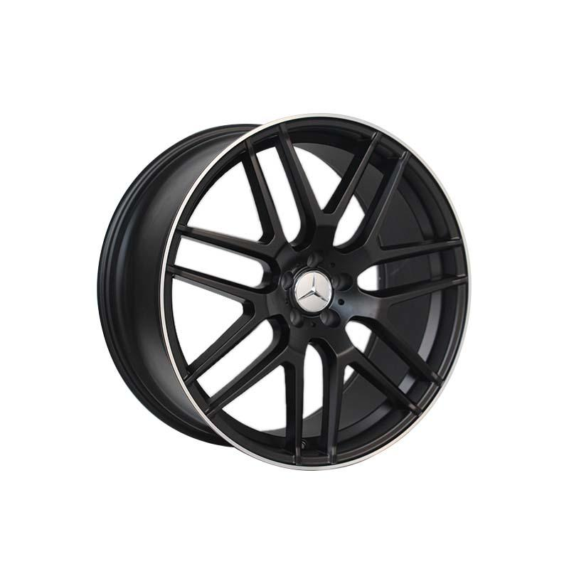 low-pressure casting mercedes chrome rims supplier XPW-1