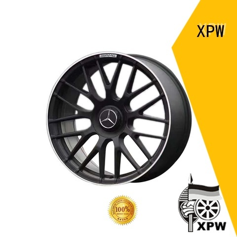 XPW durable mercedes benz rims supplier for cars