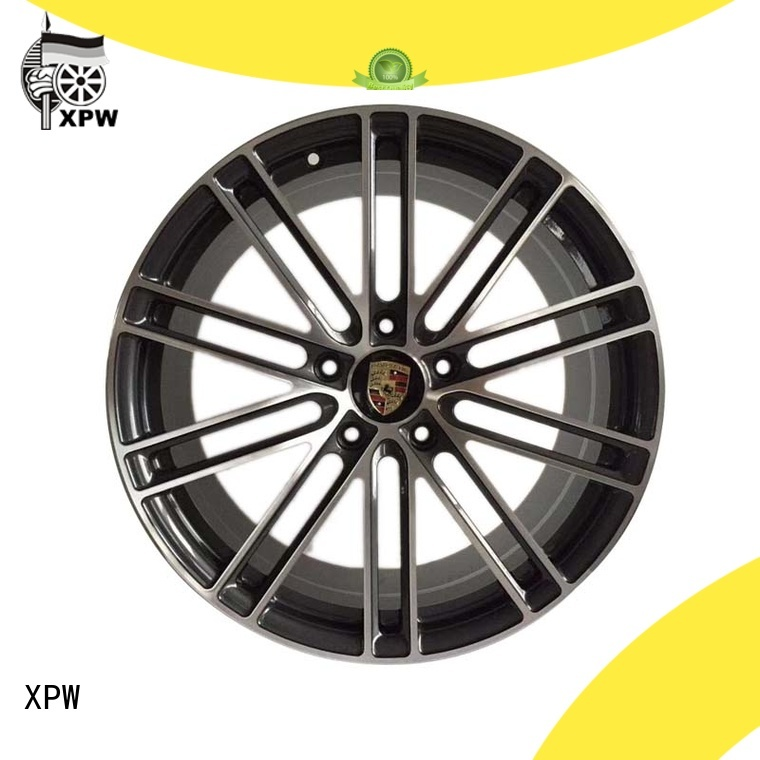 XPW durable porsche cayenne 22 wheels design for Benz car series