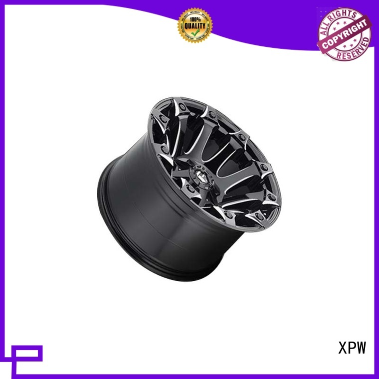 XPW durable suv rims manufacturing for SUV cars