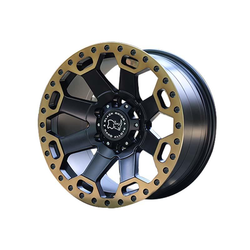 XPW black with bronze face suv alloy wheels design for SUV cars-3