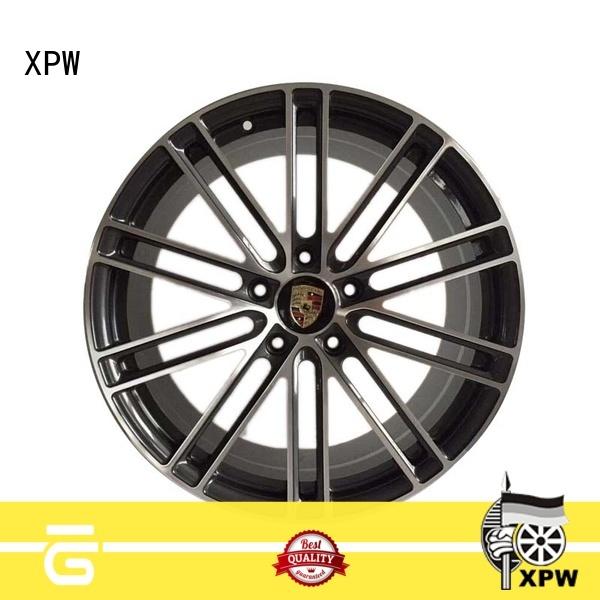 XPW reliable porsche alloy rims wholesale for vehicle