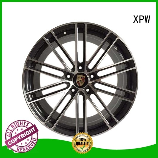 XPW reliable porsche cayenne rims design for cars