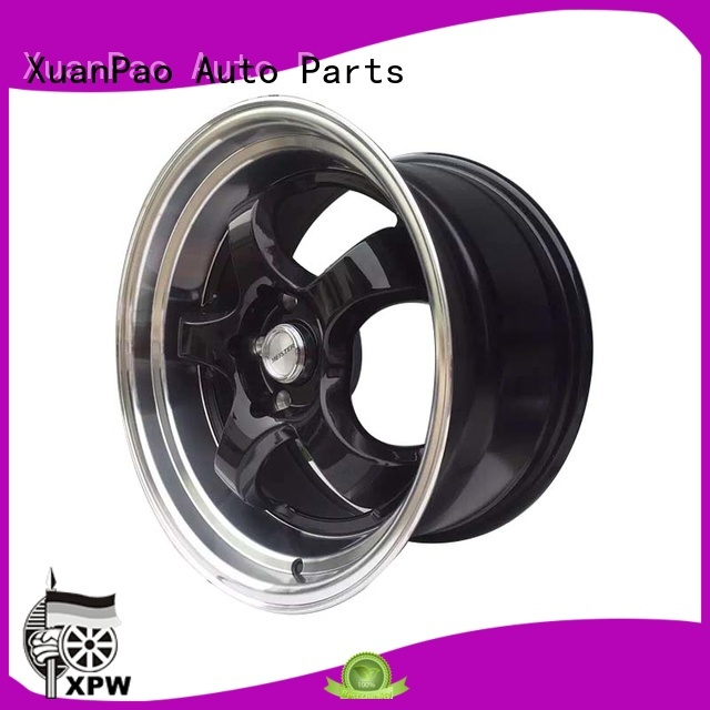 XPW power coating 15 inch wheels manufacturing for Toyota