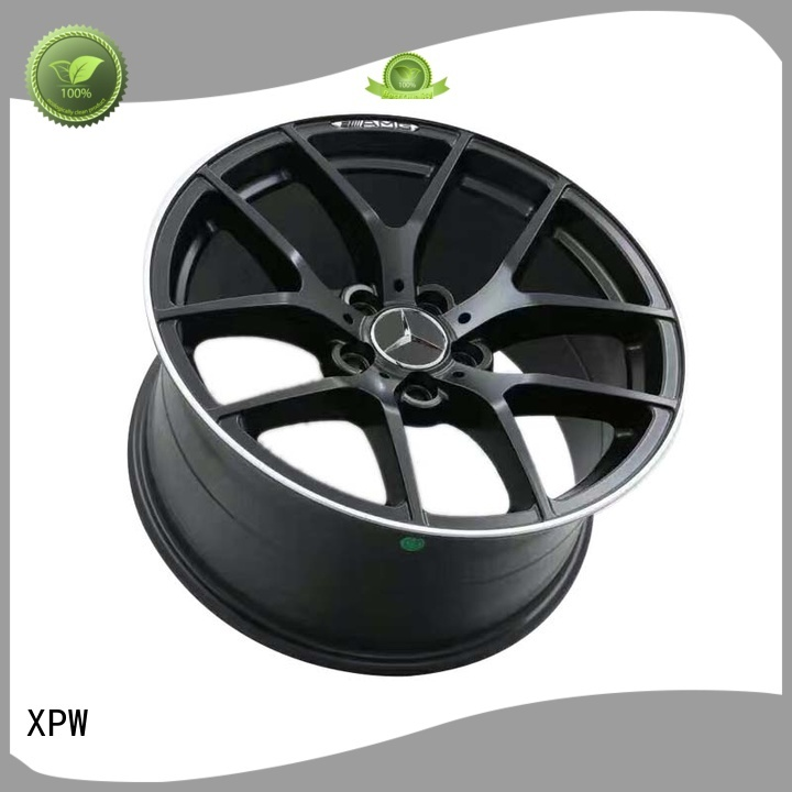 XPW professional mercedes e350 wheels customized for cars