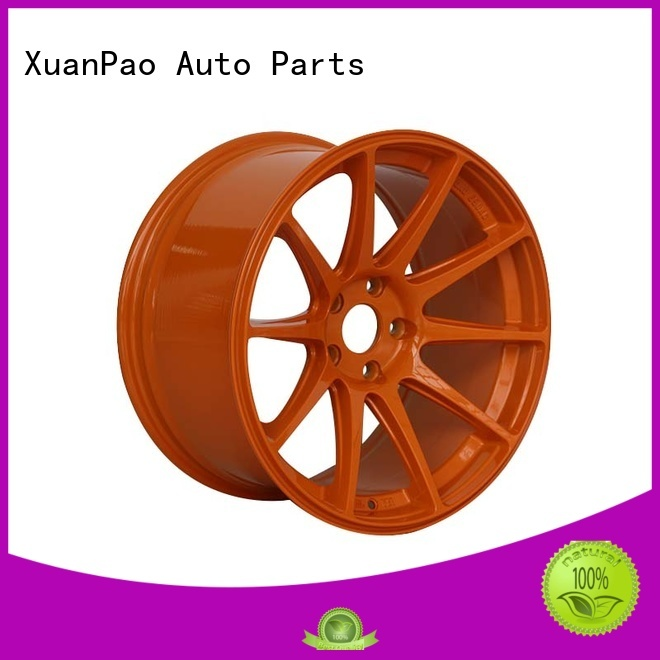 XPW hot selling 18 inch black wheels customized for Honda series