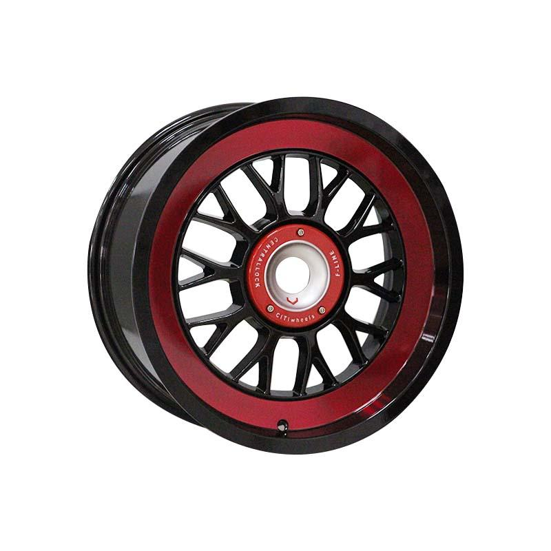 XPW black chrome wheels design for vehicle-2