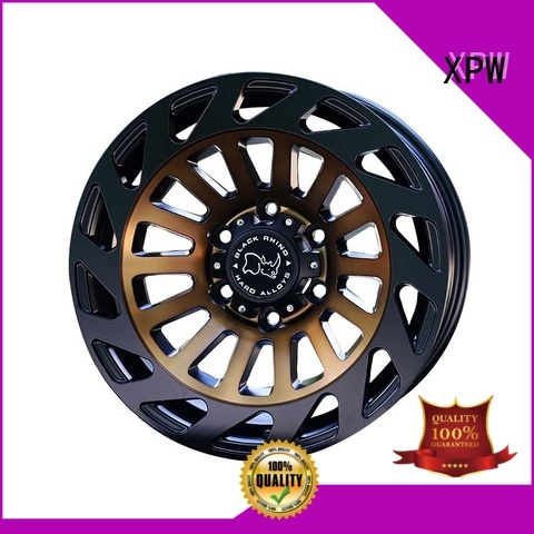 durable 18 inch suv rims aluminum design for SUV cars