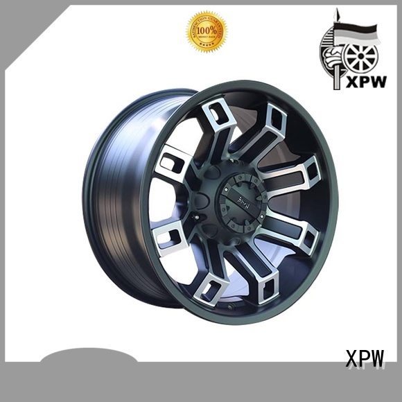 XPW auto truck and suv wheels customized for SUV cars