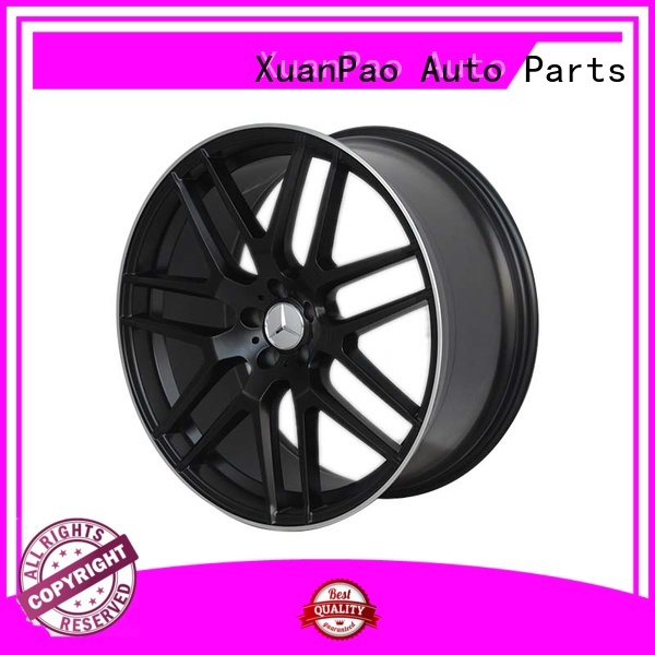 XPW alloy mercedes c250 rims OEM for Benz car series