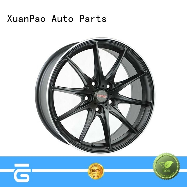 XPW reliable 18 rims and tires OEM for vehicle