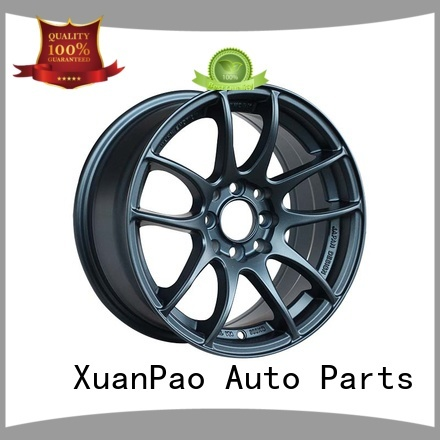 XPW aluminum 18 steel wheels supplier for cars