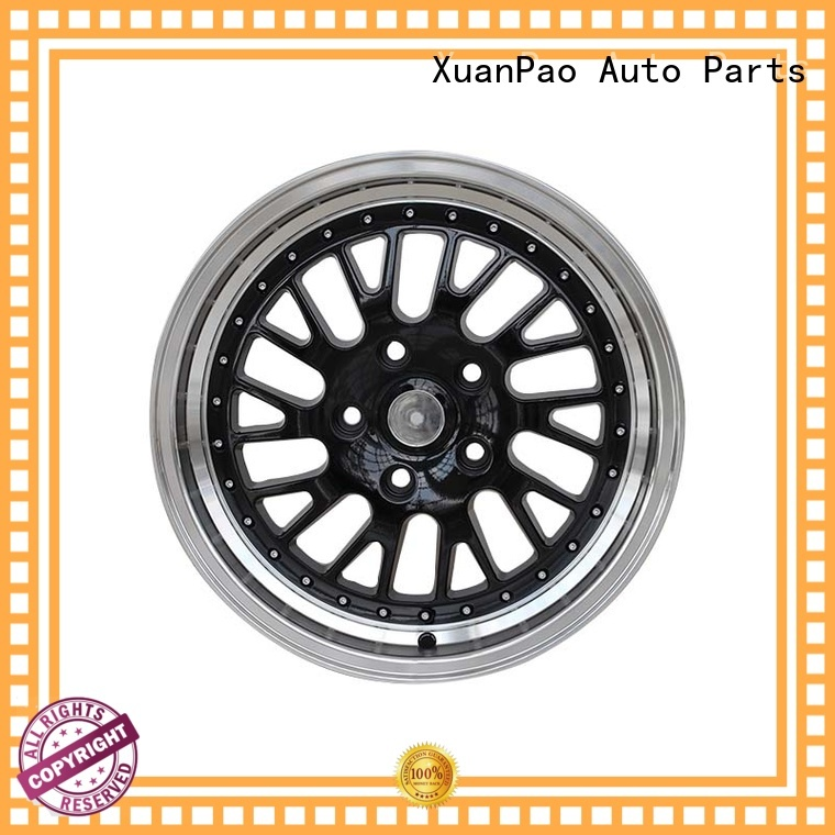 high quality 16 inch american racing rims low-pressure casting customized for Honda