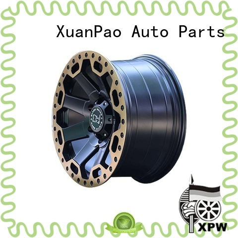 XPW auto 20 inch suv rims manufacturing for cars