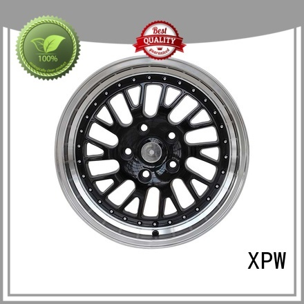 XPW high quality 16 inch rims 4 lug universal design for cars