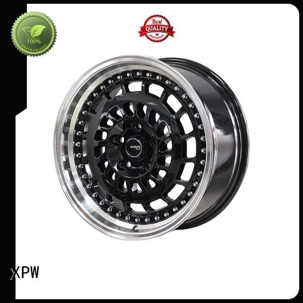 fashion custom chrome wheels alloy wholesale for cars
