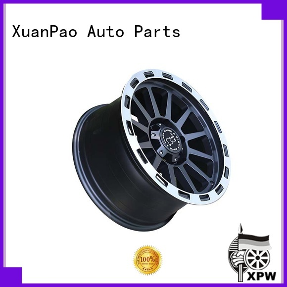 XPW auto car wheels manufacturing for vehicle
