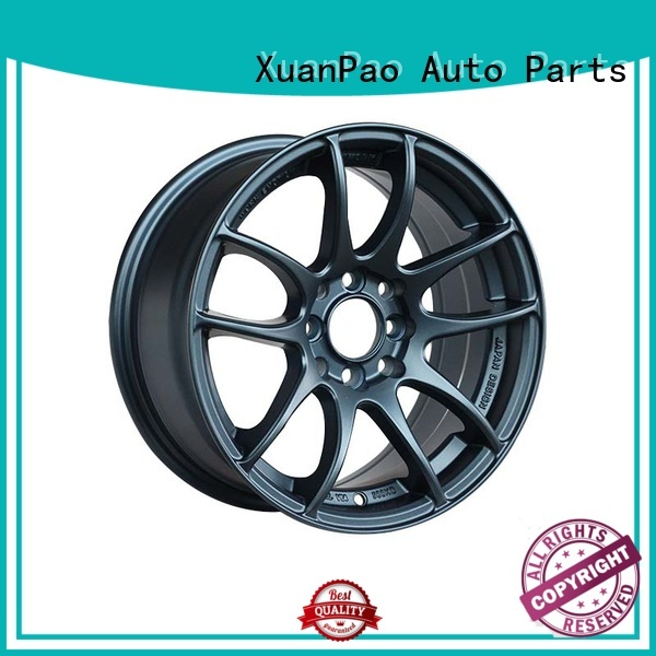 XPW durable 18 chrome rims manufacturing for Toyota