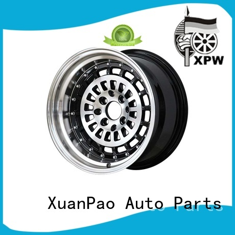 XPW cost-efficient 15 inch jeep rims wholesale for vehicle