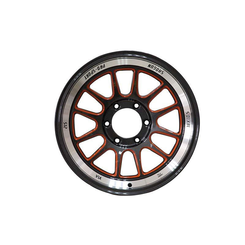 cost-efficient 18 chevy wheels auto manufacturing for Honda series-3