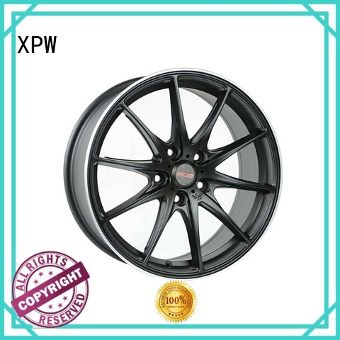 cost-efficient 18 black rims silver customized for cars