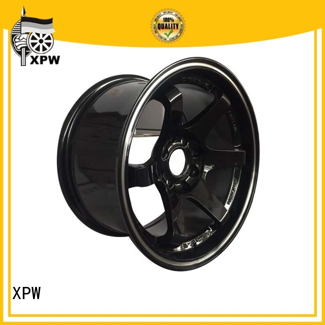 XPW professional 15 inch jeep wheels manufacturing for vehicle
