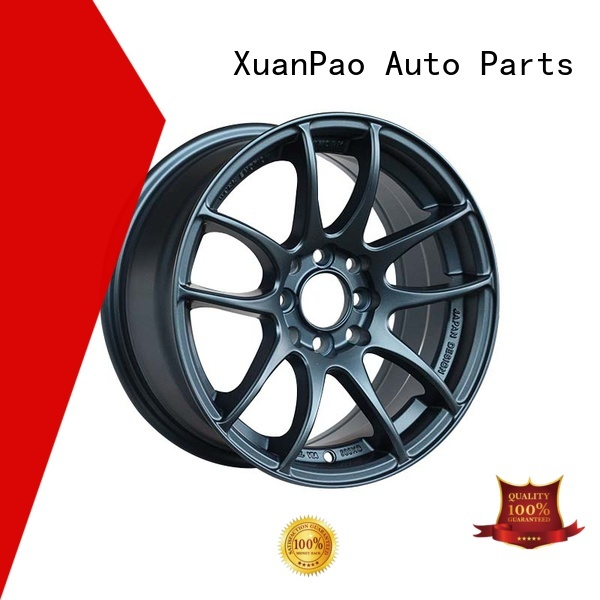 XPW reliable 18 inch chrome wheels manufacturing for cars