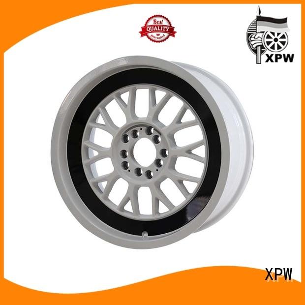 XPW aluminum 15 rims customized for Toyota