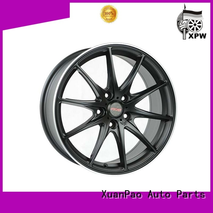 XPW reliable 18 inch truck wheels OEM for Toyota